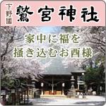 下野国 鷲宮神社
