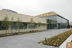 芳賀町総合情報館