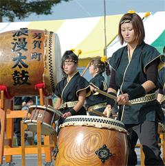 芳賀町民祭