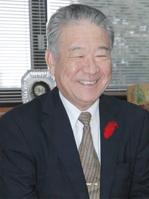 豊田征夫町長