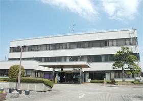 芳賀町庁舎