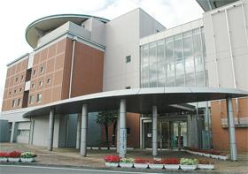 市貝町庁舎