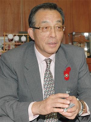 佐藤信市市長