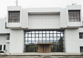 益子町庁舎