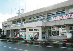 那珂川町庁舎