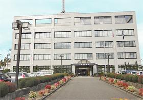 那須町庁舎