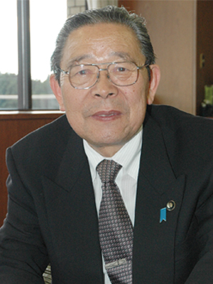 栗川仁市長