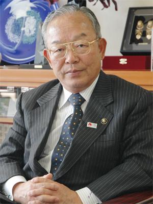 斎藤文夫市長