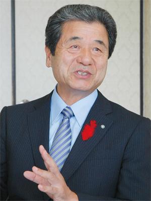 古澤悦夫町長