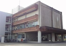 野木町庁舎