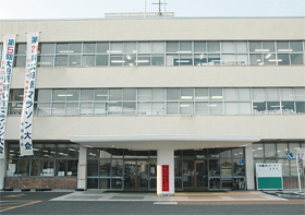 大田原市庁舎