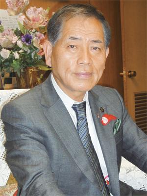 大久保寿夫市長