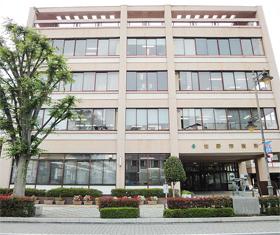 佐野市庁舎