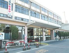 栃木市庁舎
