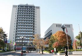 宇都宮市庁舎