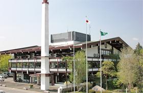 矢板市庁舎