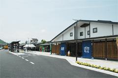 鹿沼市の観光情報や物産品が手に入る「まちの駅 新・鹿沼宿」