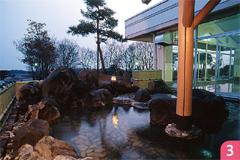 湯津上温泉やすらぎの湯