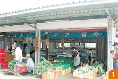 農産物直売所・ふれあいショップ国分
